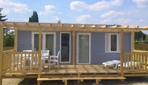 Mobile home Excellent Deluxe - spacious terrace